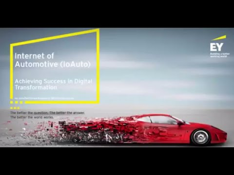 ETAuto Webinar: Internet of Automotive (IoAuto) - Achieving Success in Digital Transformation