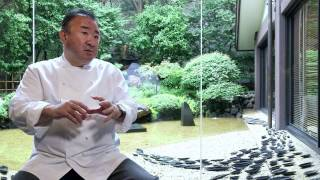 Chef Tetsuya Wakuda shares his inspiration and his unique learning ...