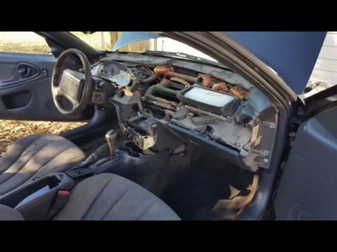 250 2000 Chevy Cavalier Re Interior Dash