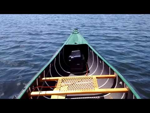 Sportspal Canoe Modifications