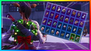 """Before You Grind """"COMBAT WREATH"""" - All Skin Combinations in Fortnite"""