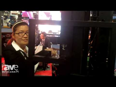 InfoComm 2014: Imposa Features Mage and Mage II Displays