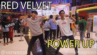 [K-POP IN PUBLIC] - RED VELVET - POWER UP/w Ajik Puskow