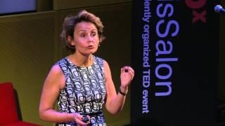 Le pouvoir de la gratitude: Florence Servan Schreiber at TEDxParisSalon 2012