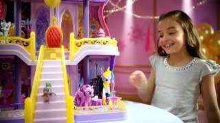 my Little Pony - B1373 -  Игровой набор Май Литл Пони Замок Кантерлот