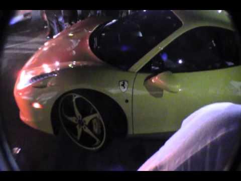 Gucci Mane's Yellow Ferrari 458 Italia on Forgiato's
