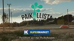 Paikallista sinulle - K-Supermarket