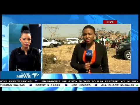 Thumbnail: Marikana massacre commemoration programme update