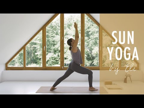 Sun Yoga   YOGA By Eli
