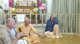 Шримад Бхагаватам 4.17.29 - Шачисута прабху