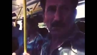 Otobüste Yarım Saat Tacize Uğrayan Türk Kızı