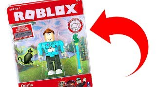 DENIS BECOMES A ROBLOX TOY