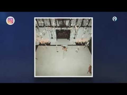Ariana Grande confirma que se casó y comparte fotos de su boda