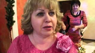 Бонус-видео свадьба 23 января 2015 года