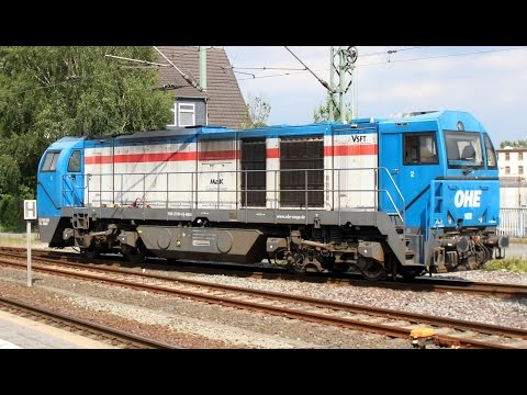 Zugverkehr in Lehrte und Celle - 81
