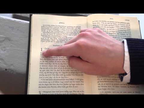 RLE - Finne fram i Bibelen