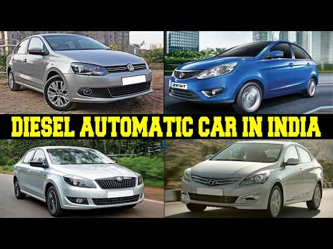 Diesel Automatic Cars In India Under Rs 15 Lakh