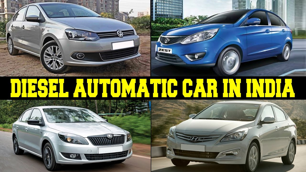 Diesel Automatic Cars In India Under Rs Lakh Youtube