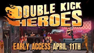Double Kick Heroes ►ОБЗОР ИГРЫ И ПЕРВЫЙ ВЗГЛЯД ►МУЗЫКАЛЬНАЯ ИГРА | by Boroda Game