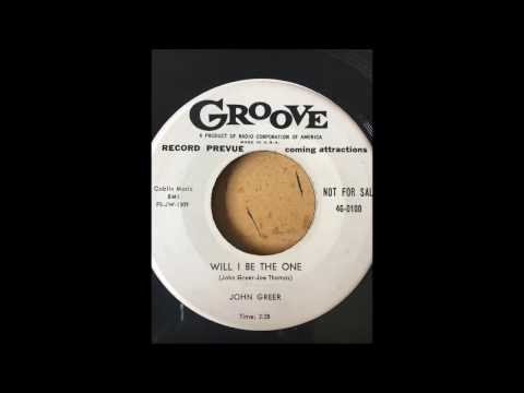 Big John Greer - Will I Be The One bw Lucky Lucky Me