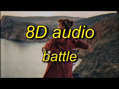 David Guetta - Battle (8D Audio / Lyrics) Ft. Faouzia