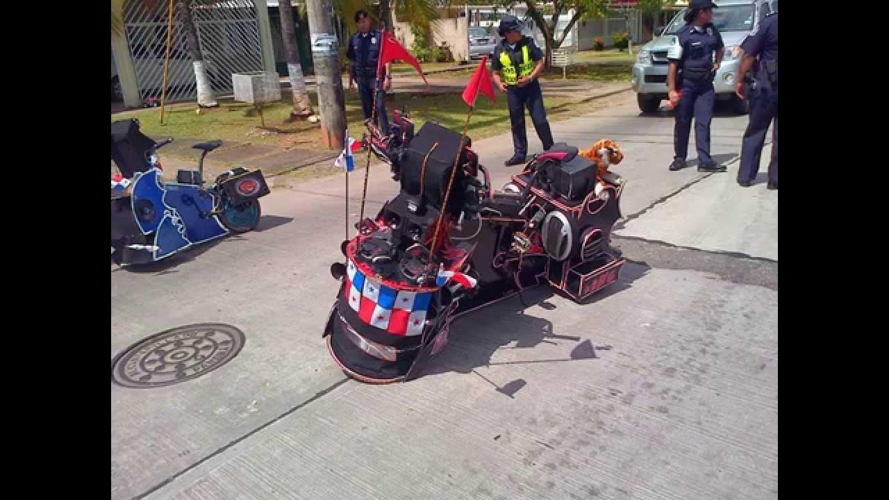 Venta De Carros >> Bicicletas Modificadas Panama 2014 (Bike New Generation ...