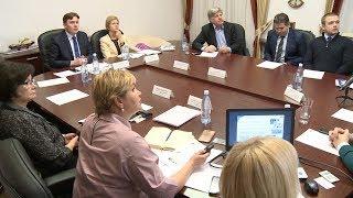 Представители САФУ встретились с делегацией Исландии