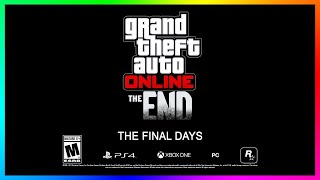 GTA 5 Online Iṡ OFFICIALLY Shutting Down....On These Consoles!
