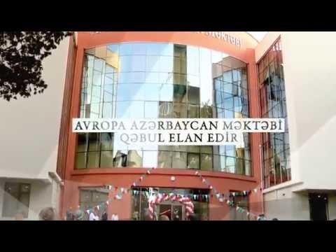 Avropa Azərbaycan Məktəbi