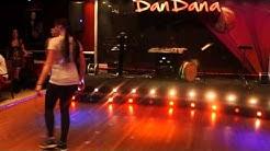 Natalia at the DanDana Halloween Hafla.  Squats!!