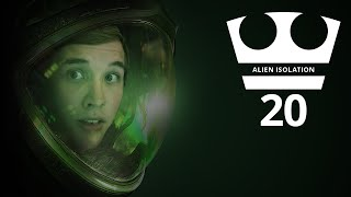 Jirka Hraje - Alien Isolation 20 - Stále dokola!!!