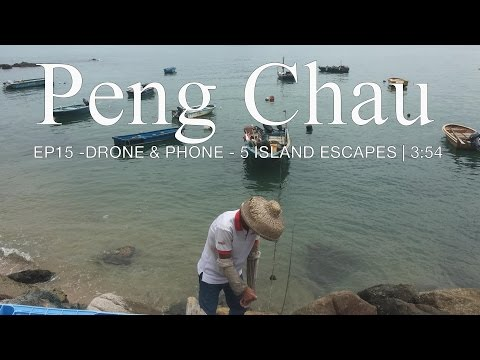 Peng Chau - 5 best island getaways in Hong Kong