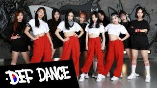 """""""여러분의 꿈과 미래를 함께 하는 프리미엄 댄스학원"""" Korea No.1 데프..."""