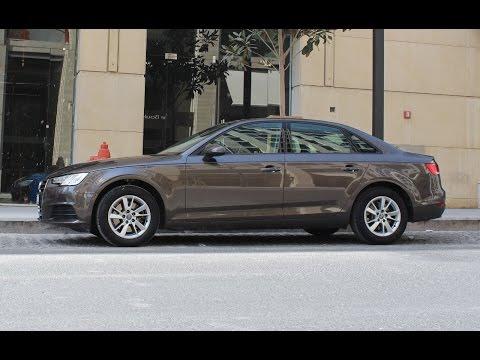 2017 Audi A4  اختبار أودي ايه 4 2017