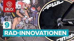 9 Fahrrad-Innovationen, die die Radsport-Welt verändert haben