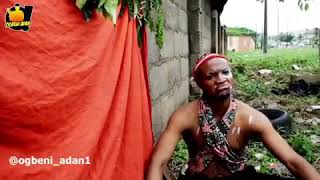 Ogbeni Adan in new comedyThe gods are hungryLaugh till you are tired