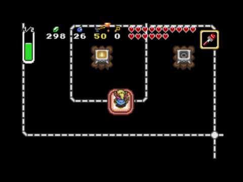 Legend of Zelda Link to the Past Live Stream Finale