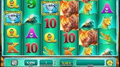 """Online Casino Test des Slots """"Raging Rhino"""" im 888 Casino"""