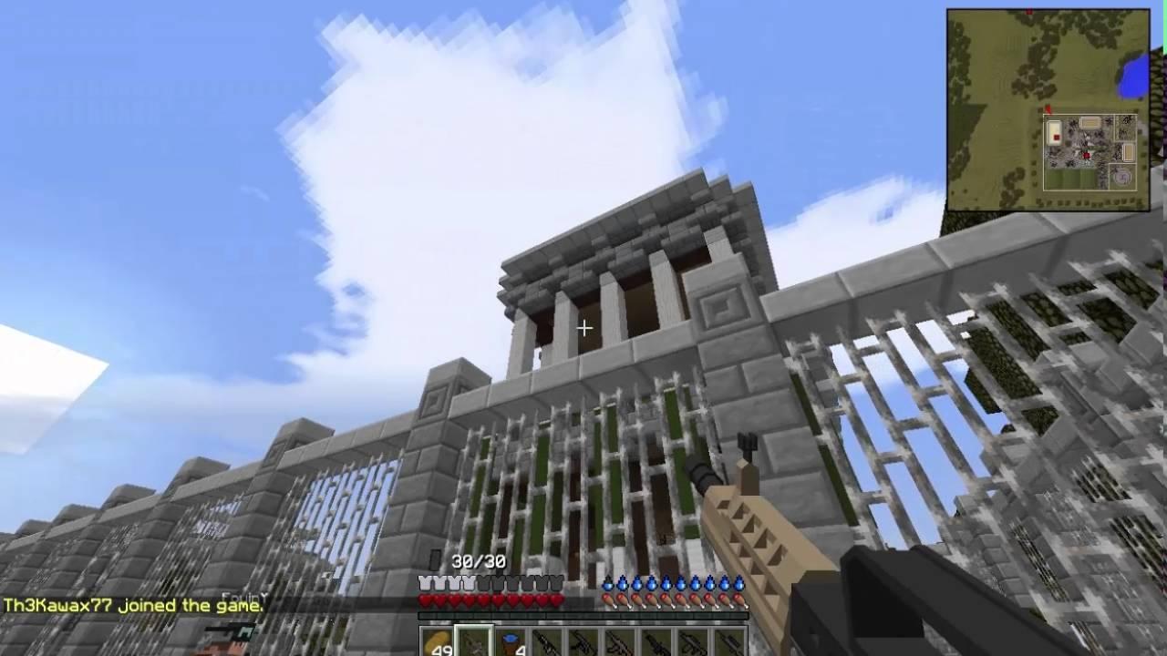 Minecraft Mod Pack Dayz Mlg Pro Arkania Z