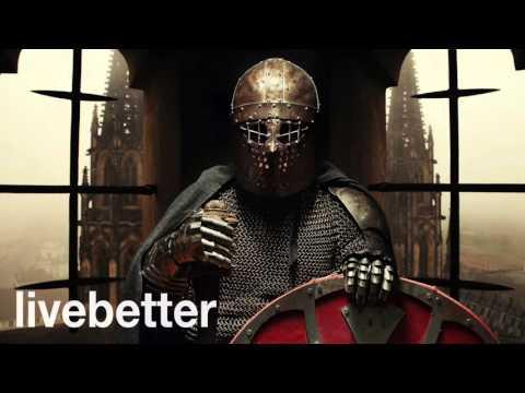 Musica epica da battaglia da guerra medievale motivazionale strumentale con tamburi