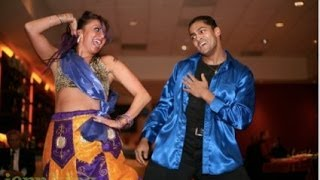 Niraj & Teria (tmo & nimeh) Rehearsal footage 2103 Bollywood with a Bachata influence ;)