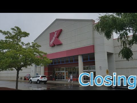 Kmart Cranston RI Closing
