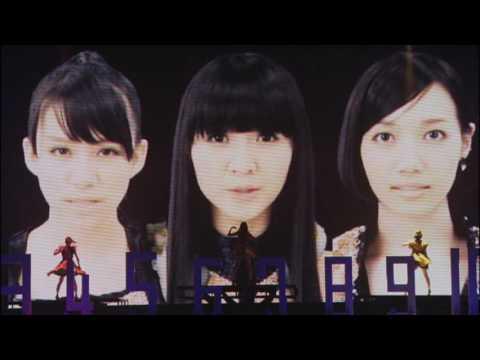 Perfume LIVE Tokyo Dome --- 1 2 3 4 5 6 7 8 9 10 11 --- Perfume no Okite (HD)