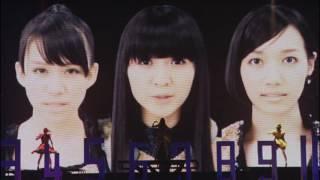 Perfume celebró su décimo aniversario como grupo con este concierto...
