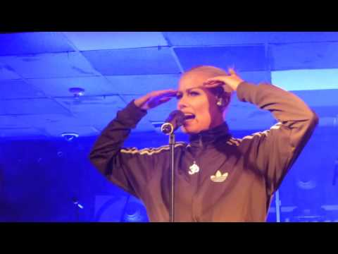 Tonight Alive - Invincible (Acoustic) (HD) - The Hippodrome, Kingston - 27.02.16