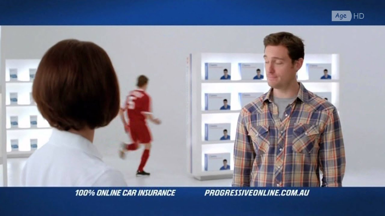Progressive Car Insurance AU - Soccer Ad - YouTube