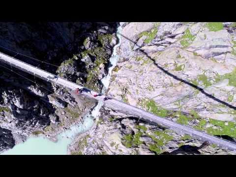 My Switzerland from Above - Part I. - Trift Bridge