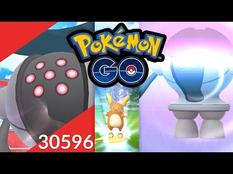 Registeel, Alola-Raichu, Alola-Knogga & weitere Raids   Pokémon GO Deutsch #682