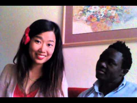 Husband tag! A Black and Asian couple (International/Interracial) 흑인 한국인 커플