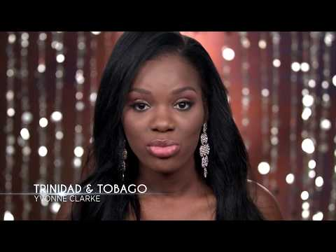 Meet Miss Universe Trinidad & Tobago 2017 Yvonne Clarke